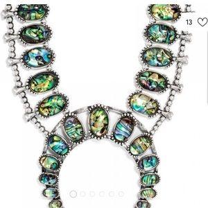 Baublebar squash blossom necklace